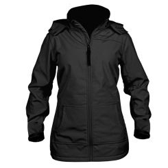STS RANCHWEAR - The Ladies Barrier, Black Jacket (Jacket Sizes: X-Large)